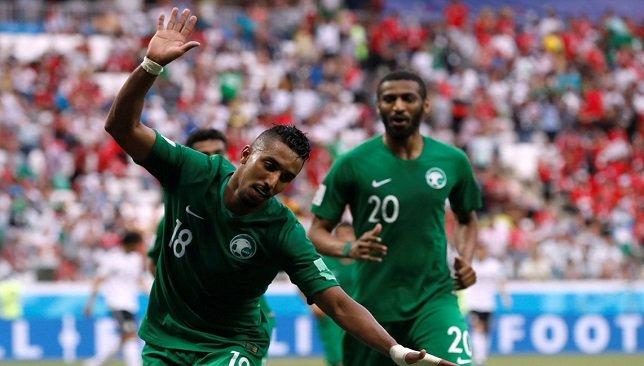 مباراة السعودية وبوليفيا.. الموعد والقنوات المفتوحة الناقلة لها