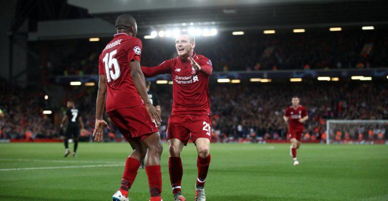 ليفربول يخطف فوزاً قاتلاً من سان جيرمان بدوري الأبطال