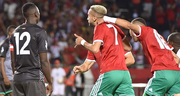 ترتيب مجموعة المغرب بعد مبارياتي اليوم
