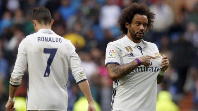 مارسيلو يصدم رونالدو بتصريح ناري