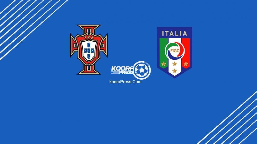 جميع ترددات القنوات المفتوحة الناقلة لمباراة البرتغال وإيطاليا اليوم الإثنين 10-9-2018 وموعد اللقاء