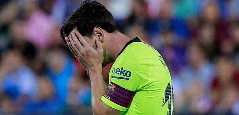 ميسي يرغب في طرد هذا اللاعب من برشلونة