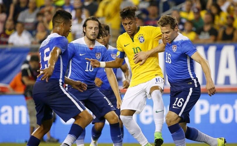 مباراة أمريكا والبرازيل يوم السبت 8 سبتمبر والقنوات الناقلة