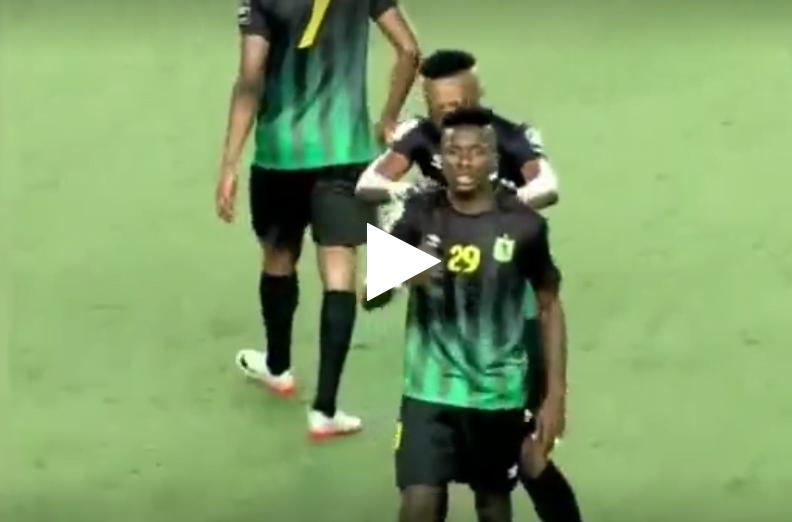 أهداف مباراة فيتا كلوب ونهضة بركان 3-1 كأس الكونفدرالية الافريقية
