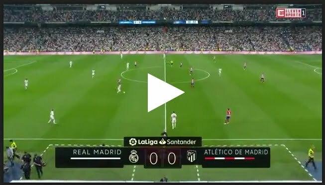 فيديو: ملخص مباراة ريال مدريد وأتليتكو مدريد