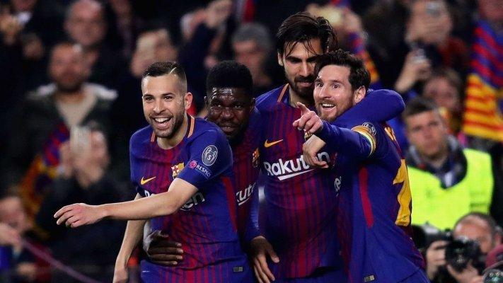 غياب نجم برشلونة عن اولى مباريات دوري ابطال اوروبا