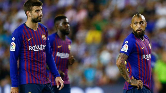 رسميا .. برشلونة بدون 4 نجوم أمام هويسكا