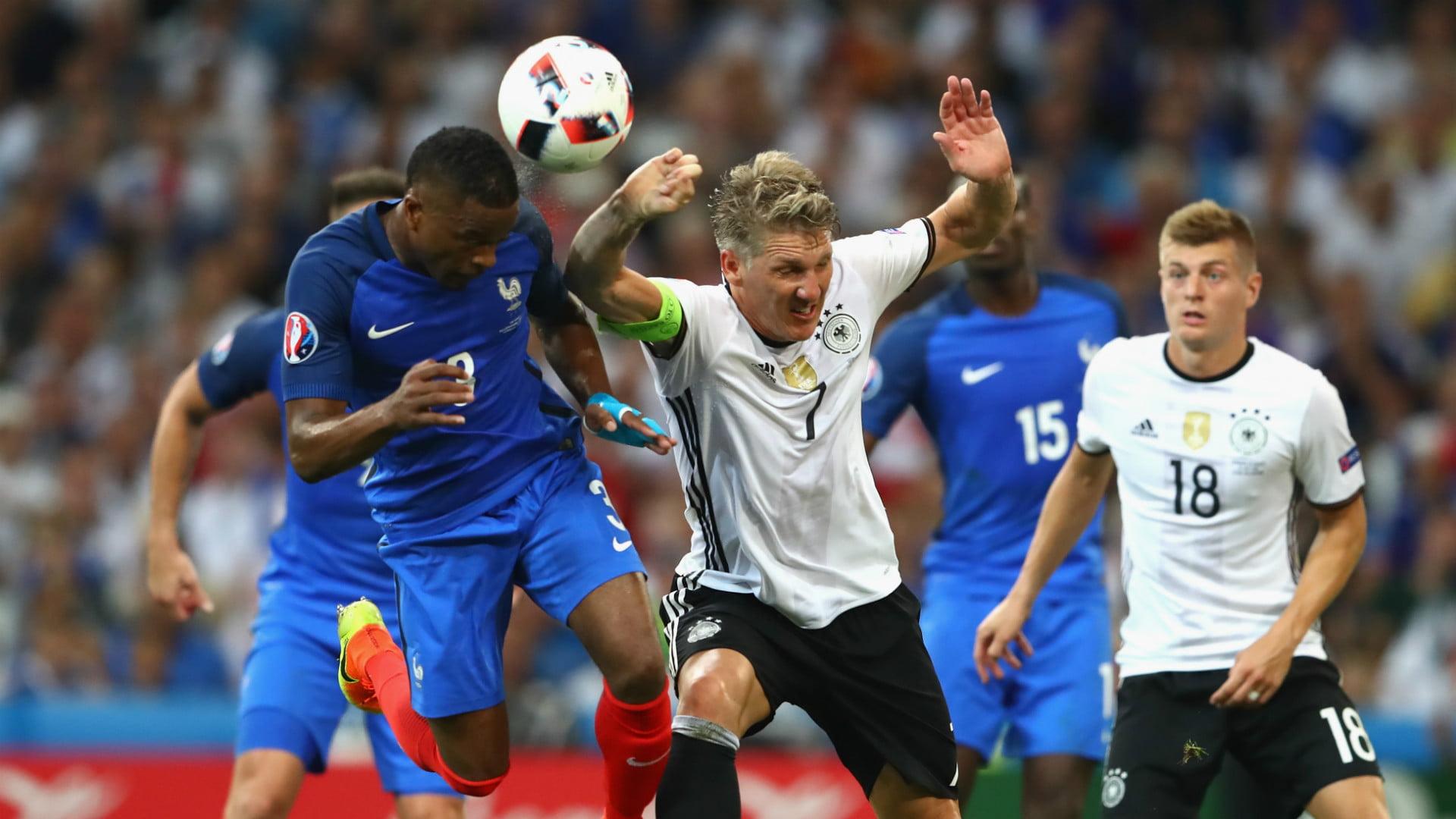 مباراة ألمانيا وفرنسا في دوري الأمم الأوروبية