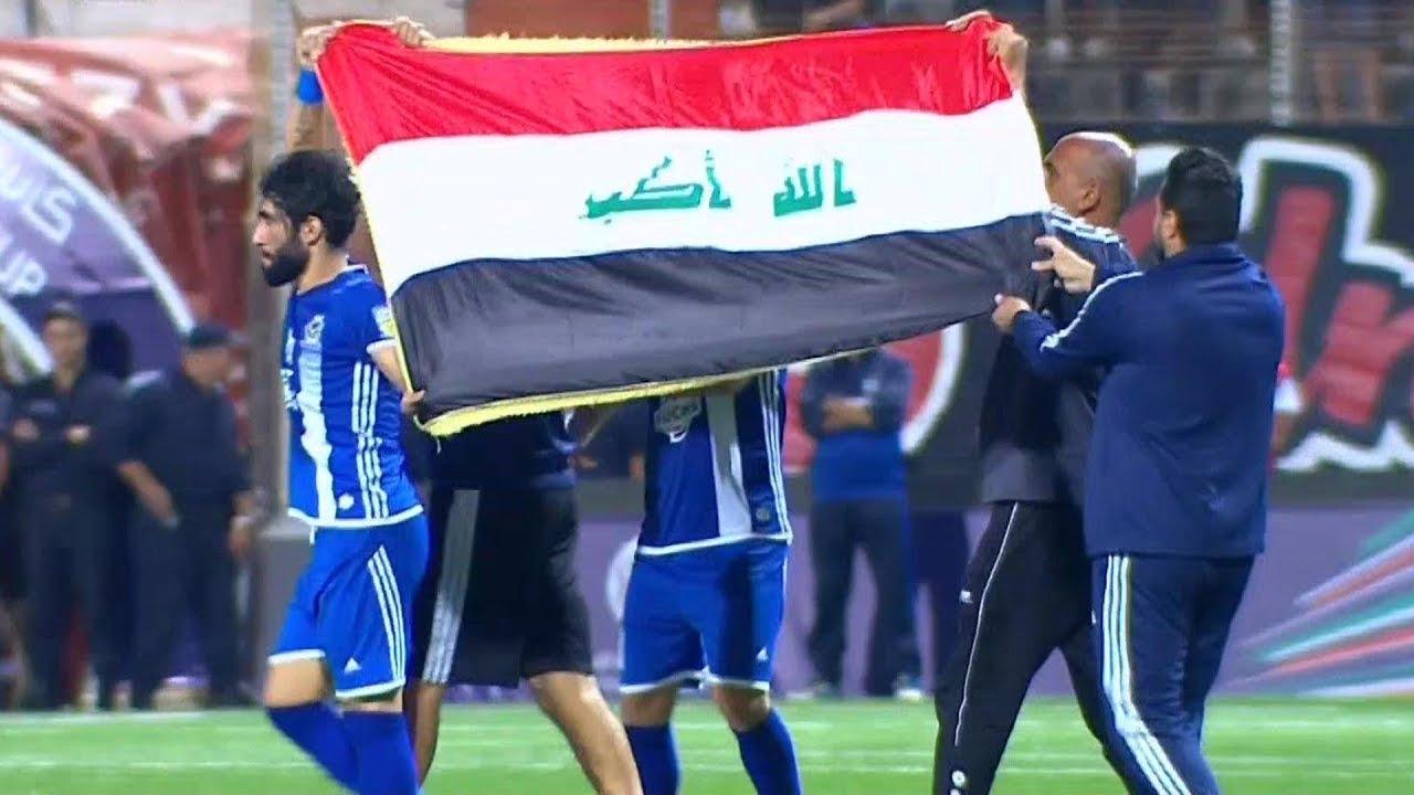 العراق يستدعي السفير الجزائري بسبب أحداث مباراة نادي القوة الجوية واتحاد الجزائر