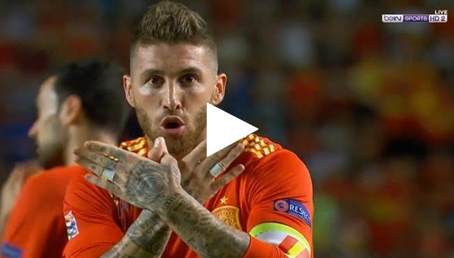 فيديو: اهدف مباراة اسبانيا وكرواتيا 6-0 دوري الأمم الأوروبية