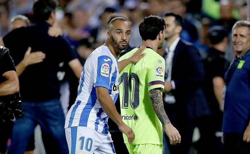 نبيل الزهر يدخل التاريخ كأكثر لاعب عربي يسجل الأهداف في برشلونة