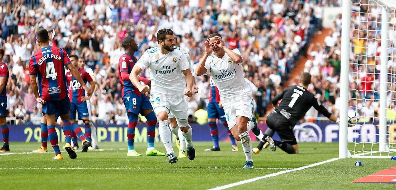 موعد مباراة ريال مدريد وليفانتي في الليجا والقنوات الناقلة