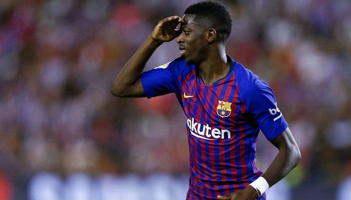 تقارير.. برشلونة لا ينوي الاستغناء عن ديمبيلي