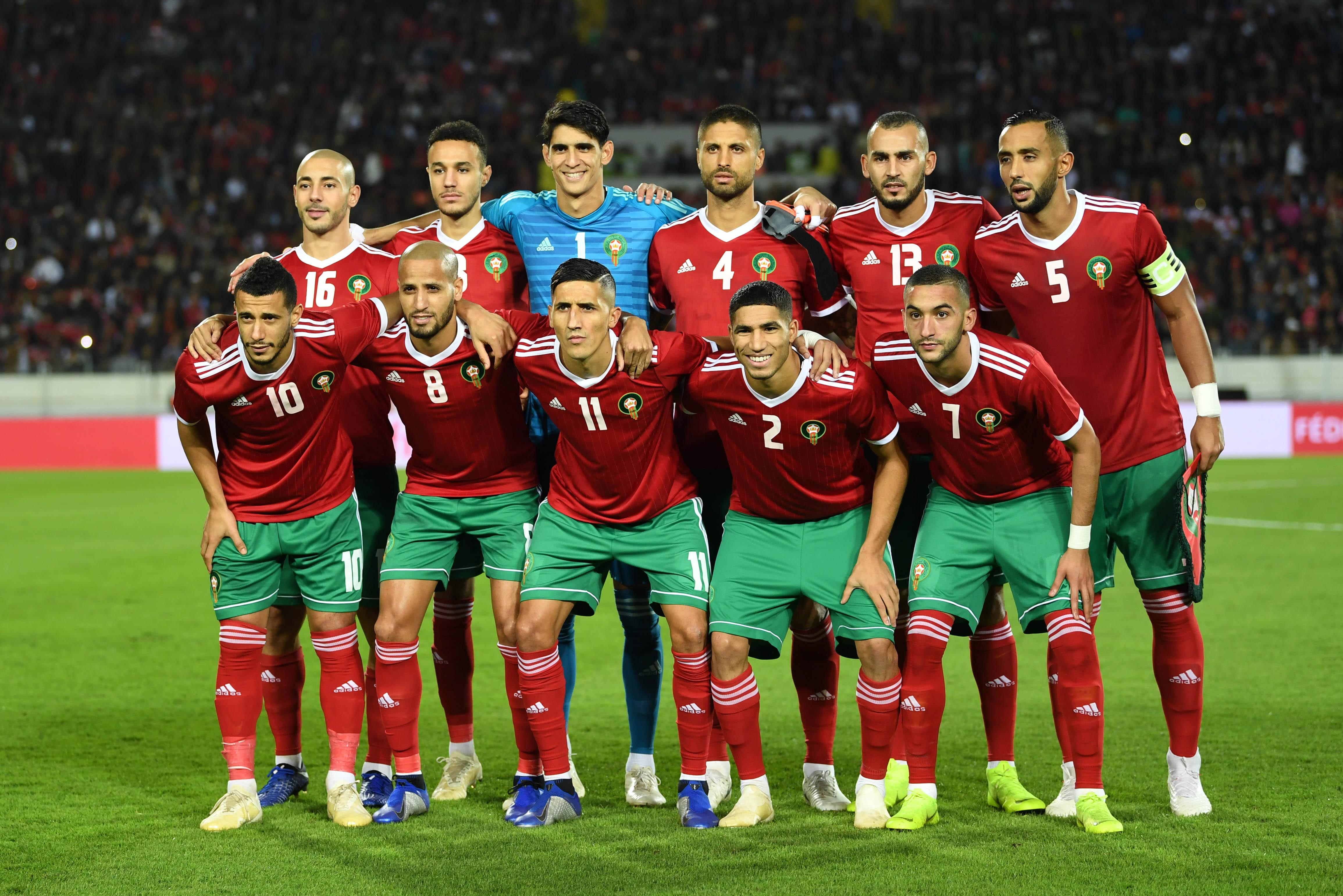 رسميا .. المنتخب المغربي يتأهل لنهائيات أمم افريقيا 2019