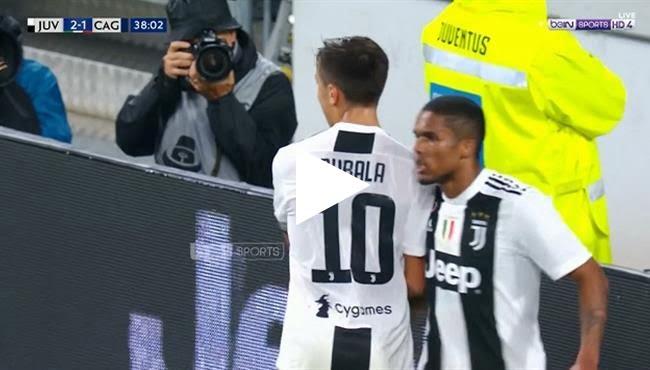 فيديو: أهداف مباراة يوفنتوس وكالياري 3-1 الدوري الإيطالي