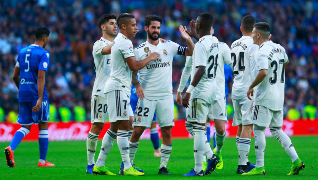 رسمياً .. ريال مدريد بدون 7 نجوم أمام ديبورتيفو ألافيس