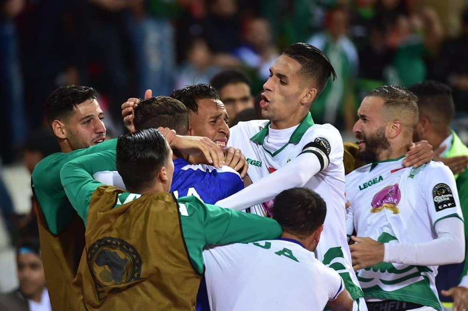 الرجاء يستفيد من عودة 4 لاعبين أساسيين أمام المغرب التطواني