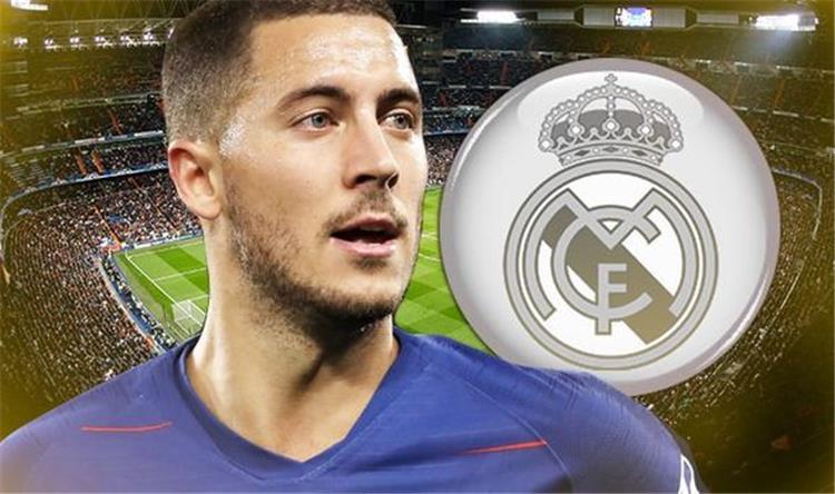 هازارد يحدد موعد رحيله إلى ريال مدريد