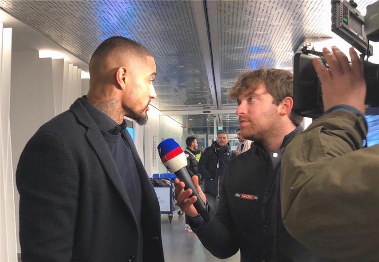 بواتينج قبل انتقاله لبرشلونة: ريال مدريد مجرد ماضي!