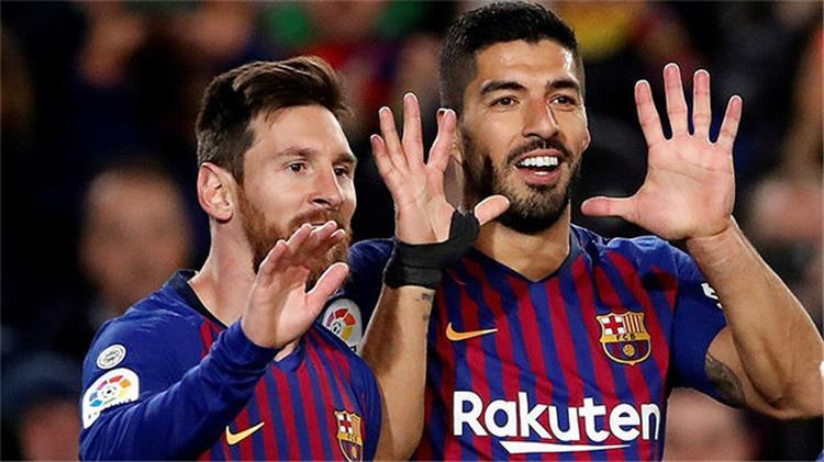تشكيل المباراة .. ميسي يقود برشلونة أمام جيرونا