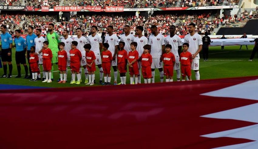 منتخب قطر يتأهل لنصف نهائي كأس أسيا على حساب كوريا