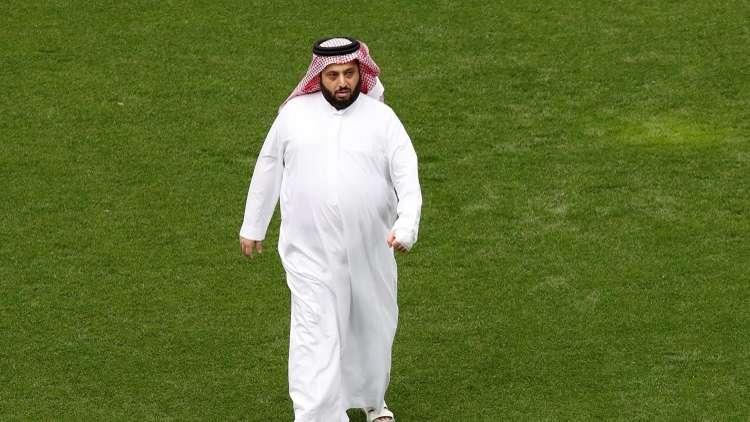 تركي آل الشيخ يرفض عرضا كبيرا من أجل بيع براميدز