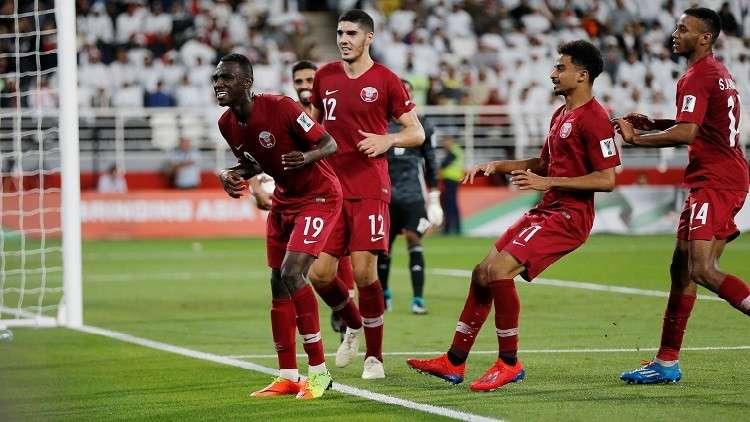 """كأس آسيا.. الإمارات تحتج رسميا على """"مجنسي"""" المنتخب القطري"""