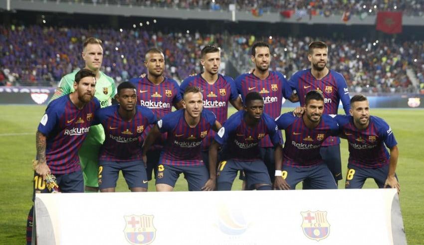 برشلونة يسمح لنجمه بالانتقال إلى آرسنال