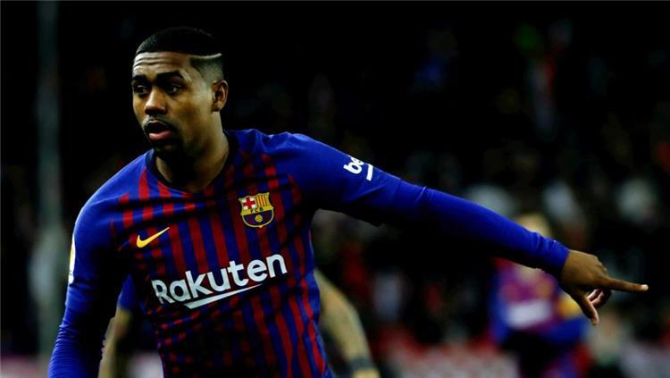 فوكس: برشلونة رفض رحيل مالكوم لآرسنال في الساعات الأخيرة من الميركاتو