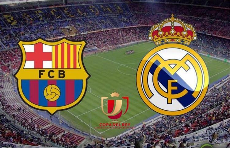 التشكيل الرسمي لمباراة الكلاسيكو بين برشلونة وريال مدريد