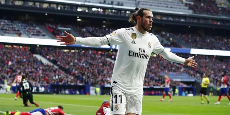 جاريث بيل يواجه خطر الغياب عن الكلاسيكو بسبب احتفاله في ديربي مدريد