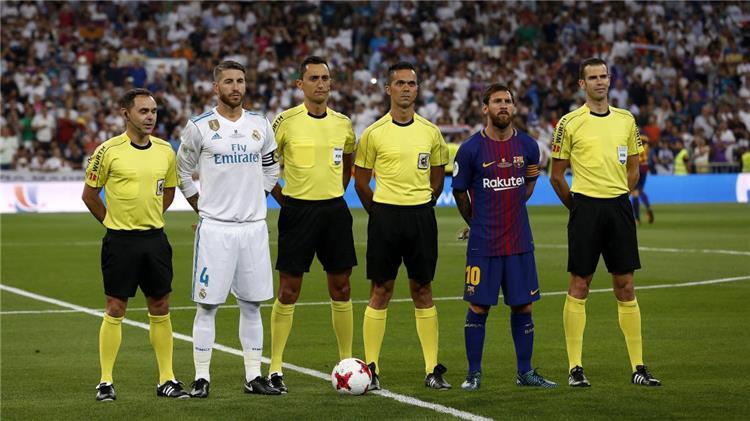 الاتحاد الإسباني يكشف عن حكم الكلاسيكو بإياب نصف نهائي كأس الملك