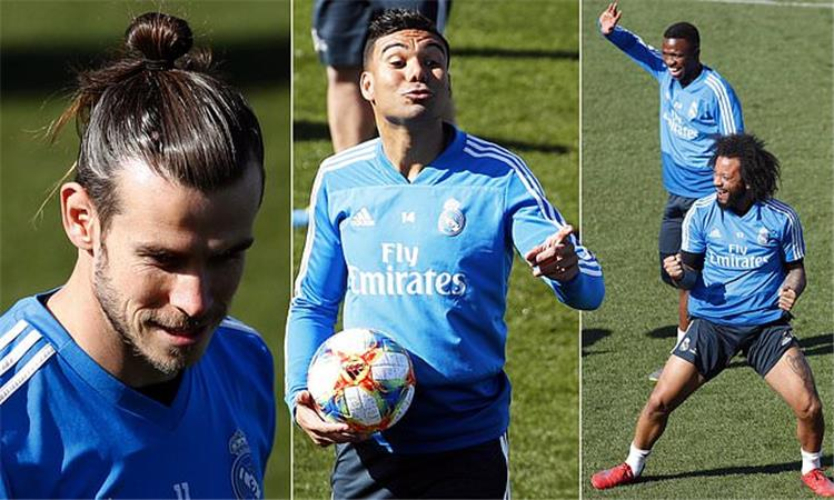"""""""ماركا"""".. سولاري يقرر استبعاد نجمي ريال مدريد أمام برشلونة بكلاسيكو الكأس"""