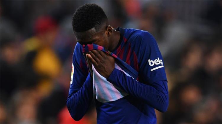 ديمبلي ضحية جديدة للهتافات العنصرية من مشجعي ريال مدريد