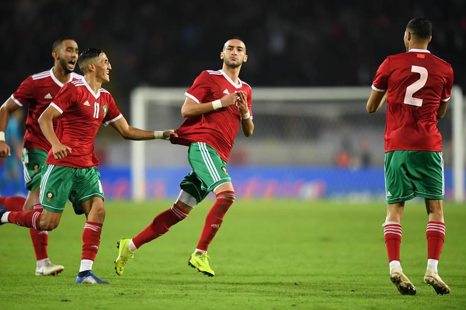 رسميا : تحديد ملعب مباراة المغرب والأرجنتين الودية