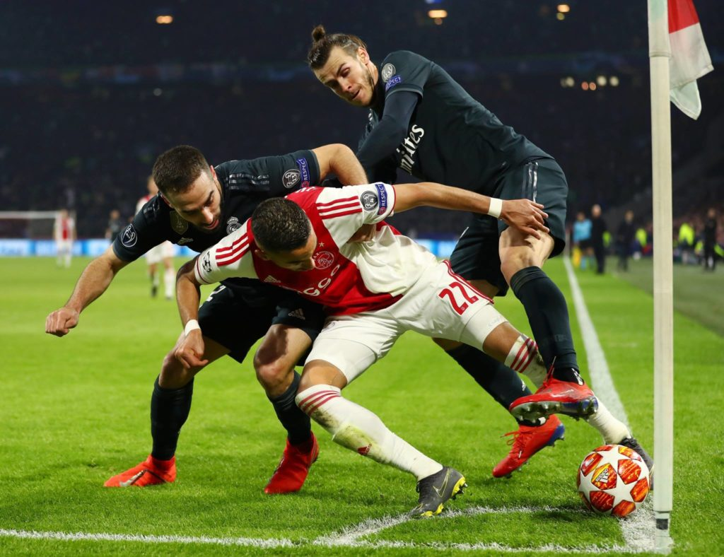 حكيم زياش : علينا ألا نخشى مواجهة ريال مدريد في البرنابيو