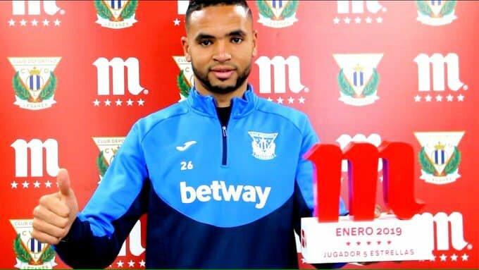 يوسف النصيري يفوز بجائزة أحسن لاعب في شهر يناير