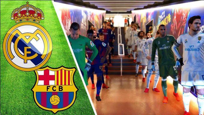 الريال ضد برشلونة.. القنوات المفتوحة الناقلة لمباراة الكلاسيكو