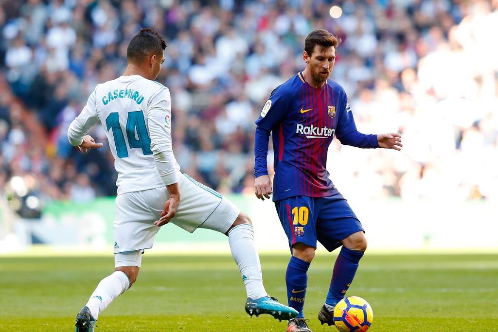 موعد مباراة إياب كلاسيكو كأس إسبانيا بين ريال مدريد وبرشلونة بالبرنابيو