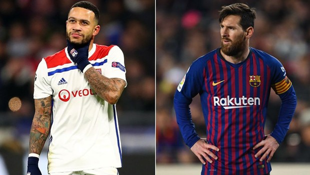 القنوات المجانية الناقلة لمباراة برشلونة وليون اليوم 19-2-2019 في دوري أبطال أوروبا