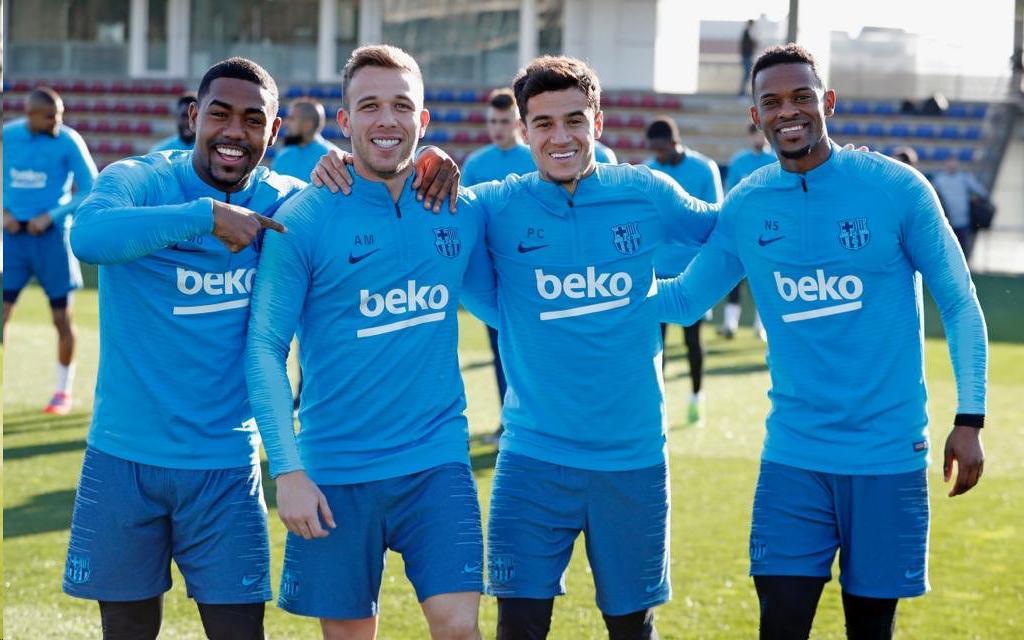 """""""ماركا"""" تكشف موقف نجم برشلونة من اللعب في الكلاسيكو ضد ريال مدريد بكأس الملك"""