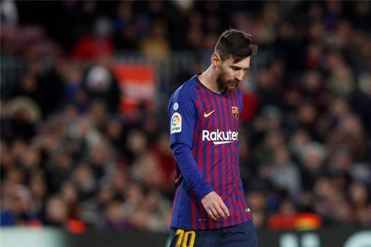 أس تكشف عن قرار جديد من برشلونة عن حالة ميسي