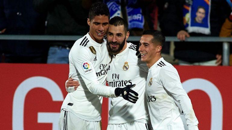 أزمة تضرب دفاع الفريق الملكي قبل مباراة ريال مدريد وأياكس بدوري أبطال أوروبا