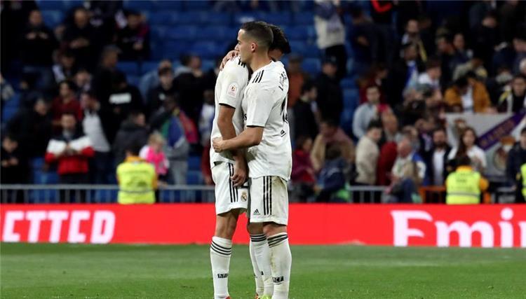 نجم ريال مدريد يدخل في نوبة بكاء بعد السقوط أمام برشلونة