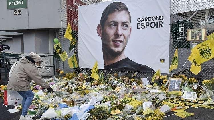 """""""مفاجأة مدوية"""" في تحقيقات مصرع الأرجنتيني سالا"""