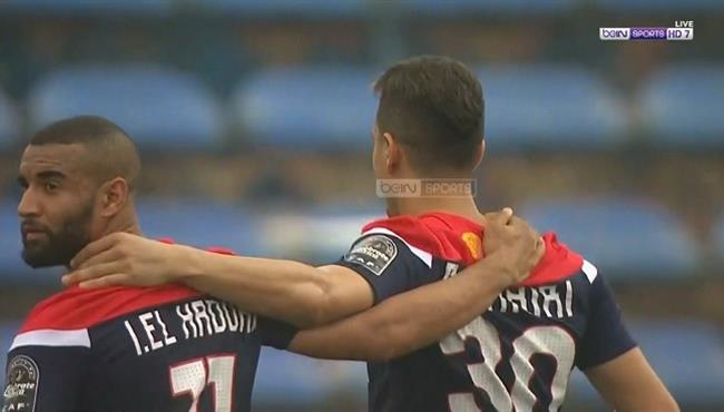 فيديو: هدف مباراة الوداد ولوبي ستارز 1-0 دوري أبطال افريقيا