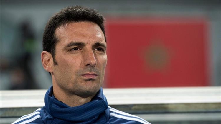 مدرب الأرجنتين يؤكد الاستفادة من مباراة المغرب