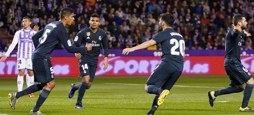بلد الوليد ضد الريال.. الملكي يستعيد توازنه برباعية فى الدوري الإسباني