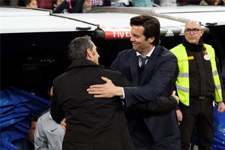 فالفيردي: لا أتمنى إقالة سولاري وريال مدريد ليس فقط فينيسيوس