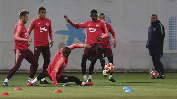 مفاجأة في قائمة برشلونة لمواجهة ليون بدوري الأبطال